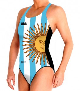Waterpolo Fit Argentina Woman