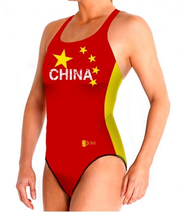 Waterpolo Fit China Woman