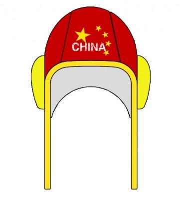 Waterpolo Cap China