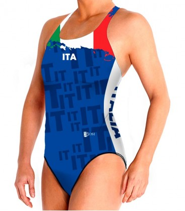 Waterpolo Fit Italy Woman