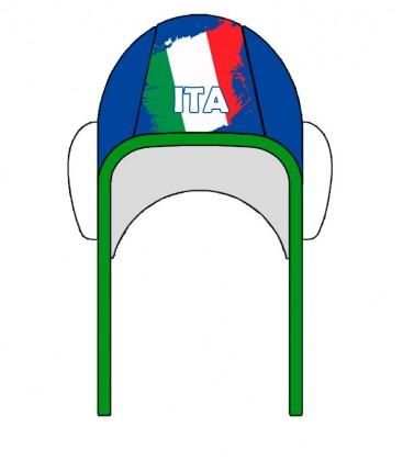 Waterpolo Cap Italy