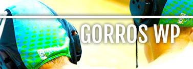 GORROS WATERPOLO